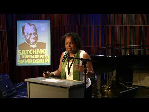 Diedra Harris-Kelley presents Artist Trends of Armstrong and Romare Bearden