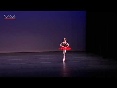 Jessica He - Don Quixote (YAGP NYC Finals 2013)