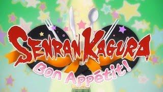 Senran Kagura Bon Appetit! - Opening Movie [PS Vita]