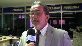 Paulo Santiago fala da denuncia de abate de animais que fez na tribuna e cobra vigilância sanitária