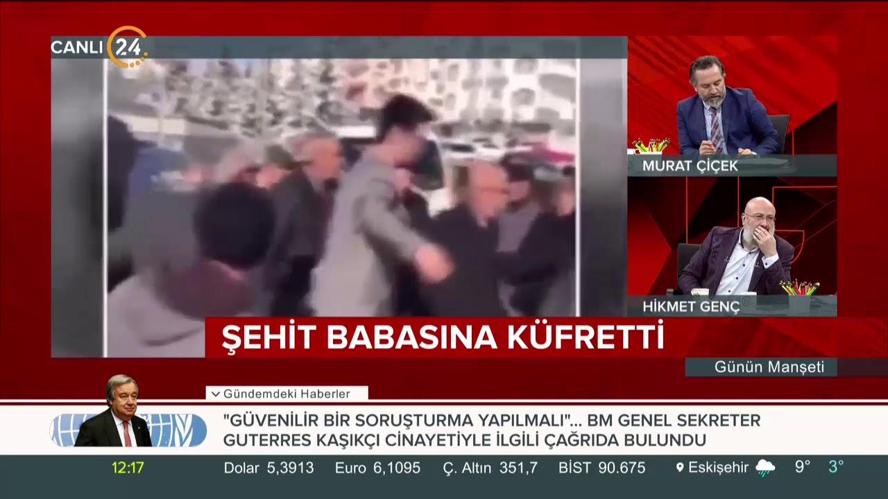 CHP Yozgat Milletvekili Ali Keven, şehit babasına küfür etti