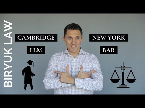 New York Bar Admission Vs. Cambridge LLM [Who & Why Ultimately Won]