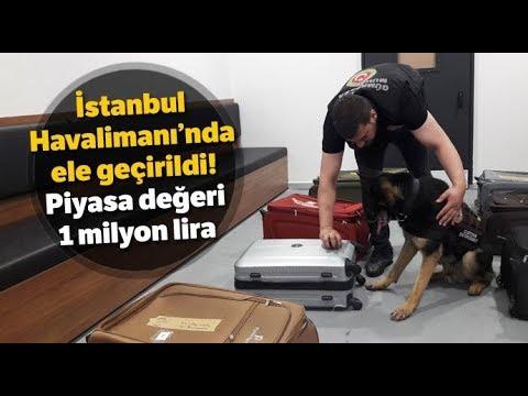 İstanbul Havalimanı'ında Büyük Operasyon