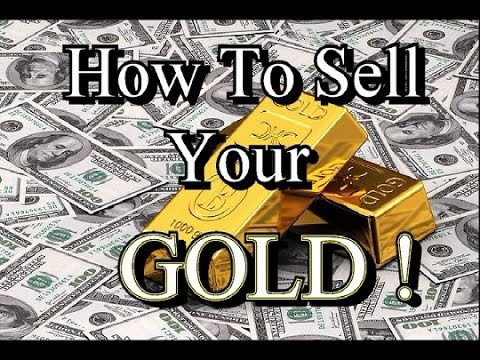 SELL YOUR GOLD | For The Most Cash . Ask Jeff Williams