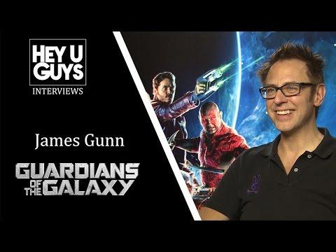 Director James Gunn Interview - Guardians of the Galaxy
