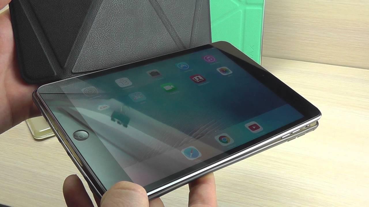 Недорогие чехлы для iPad Air Jisoncase обзор от Whitebox.com.ua .