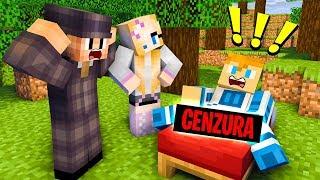 DOKNES URODZIŁ DZIECKO !!!  | Minecraft Ferajna