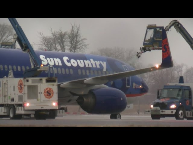 Sun Country To Cover Some Added Costs For Stranded Travelers
