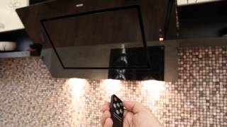 Кухонная вытяжка ELEYUS VENERA - видео обзор вертикальной вытяжки.