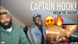 Megan Thee Stallion - Captain Hook [Official Video] REACTION