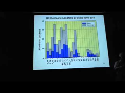 Dr. Hugh Willoughby: Florida hurricanes in a chang...