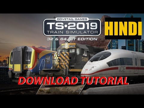 # How To Download Train Simulator 2019 (PC) In Steam