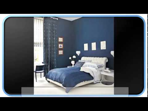 Ideas For A Blue Modern Bedroom