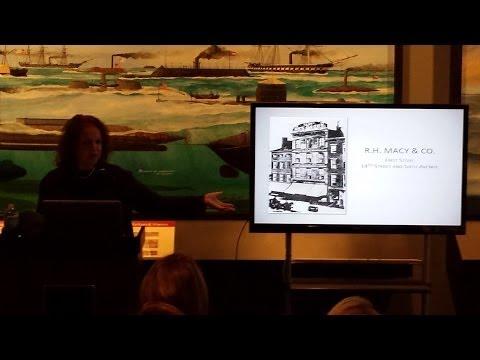 Straus Historical Society Presentation at the Port Columbus National Civil War Naval Museum 11/5/13