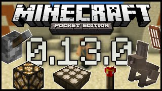 Minecraft PE 0.13.0 Build 1 | Revisado + Seed con Templo de Desierto