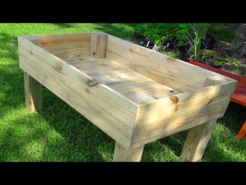 elevated-wooden-planter-box-(simple-diy-project)
