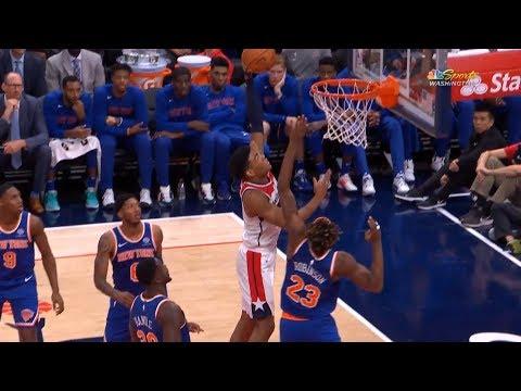 Rui Hachimura's NBA debut - Knicks at Wizards 10/7/19