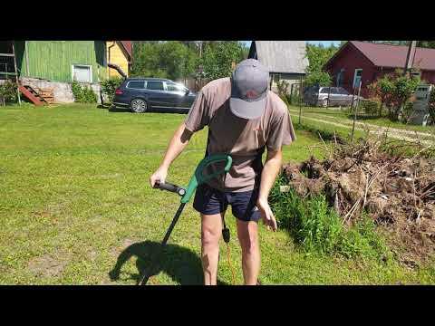 Видео обзор: Триммер BOSCH EasyGrassCut 23