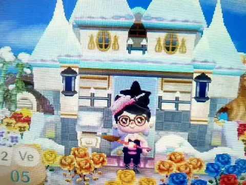 ACNL Welcome Amiibo Sanrio My Melody Code Onirique Visite De Ma Maison