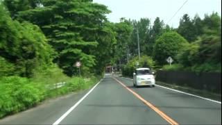 【車載動画】栃木県道めぐりシリーズ r12那須烏山御前山線(その2)