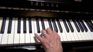 5 - French Childrens Song - Left Hand