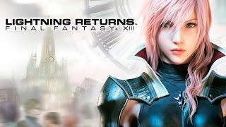 LIGHTNING RETURNS FINAL FANTASY XIII Gameplay PC HD 1080p