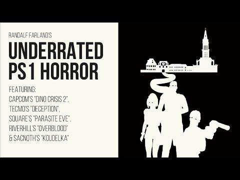 Underrated PS1 Horror Vol. 1