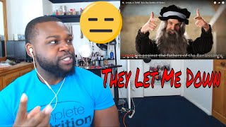 Gambar cover Artists vs TMNT Epic Rap Battles of History Reaction