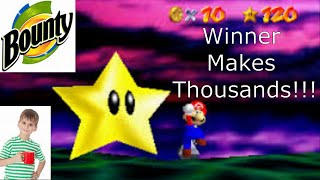 The Super Mario 64 Speedrunning Bounty No One Is Talking About