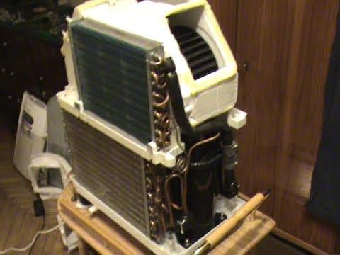 Ремонт - обзор кондиционера Timberk AC TIM 05H P3 (моноблок)