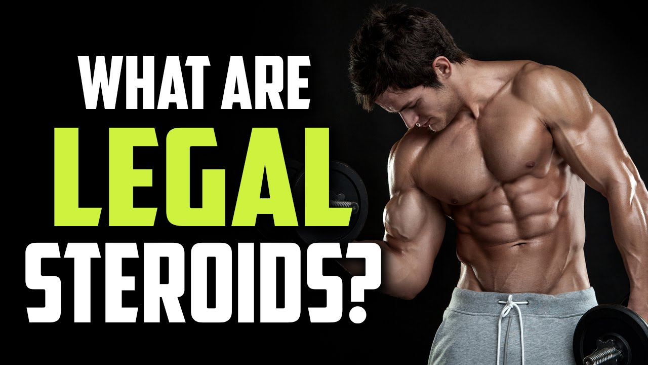 What is the closest legal thing to steroids