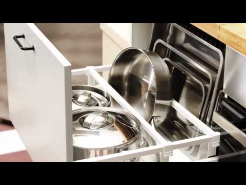 Решения за съхранение и подредба с кухни ИКЕА