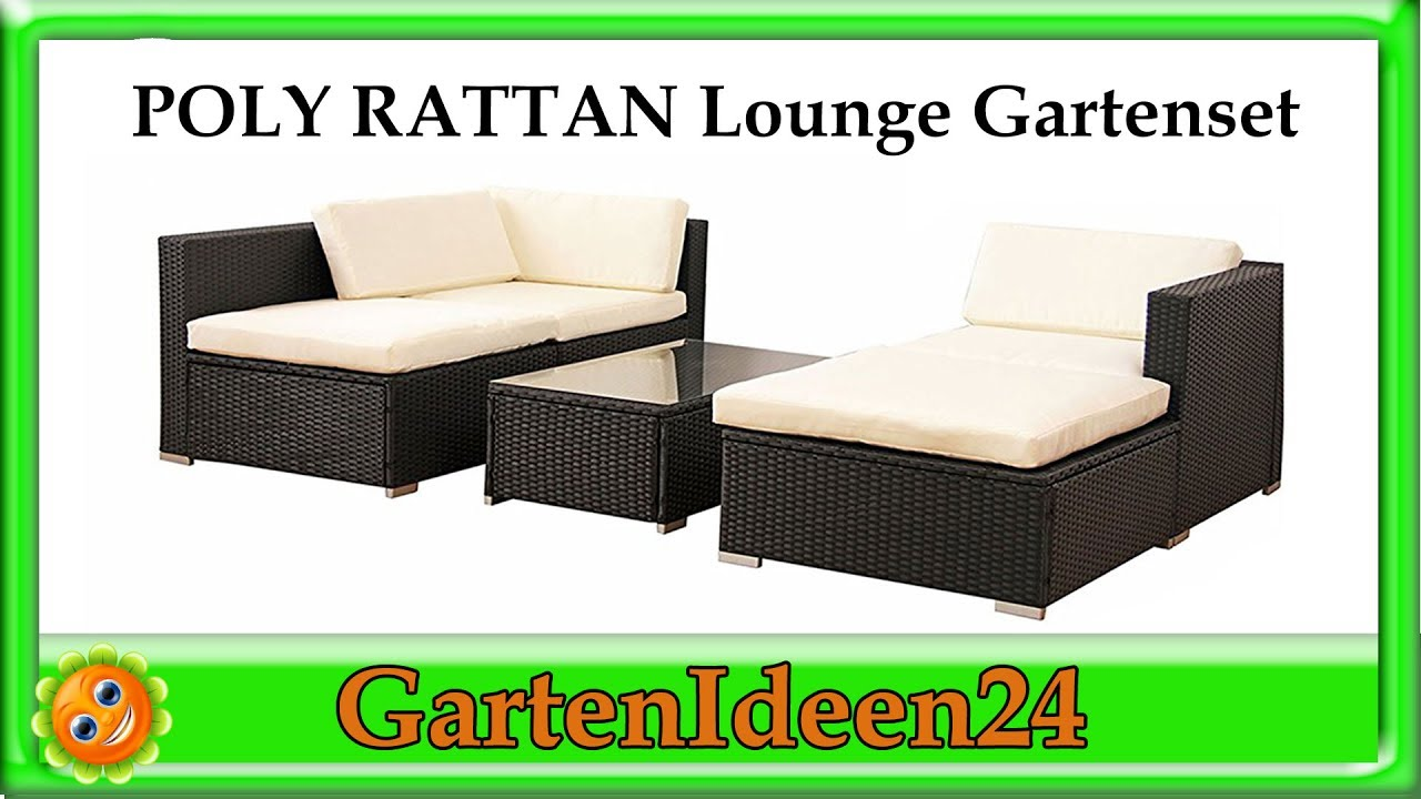 gartenmbel rattan gnstig stunning full size of lounge set. Black Bedroom Furniture Sets. Home Design Ideas