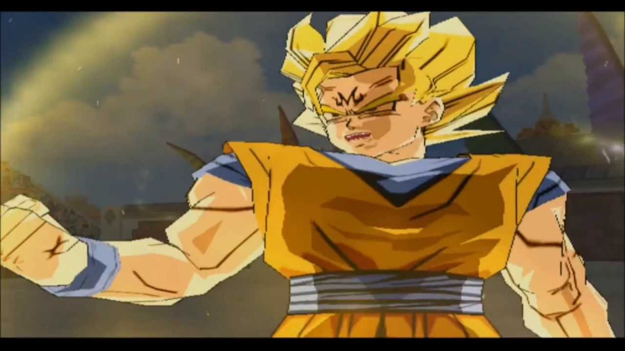 DBZ Budokai 3 Majin Goku Final Explosion Mod [HD] - YouTube