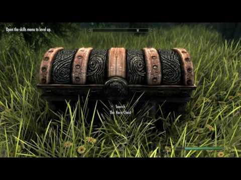 Skyrim meets Zelda (mod)