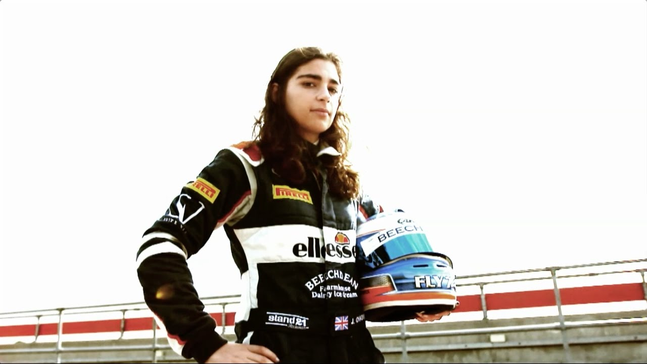 Jamie Chadwick's Appearance on Sky Sports' Game Changers ...