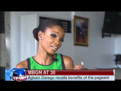 How I Won Miss World -Agbani Darego
