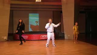 "Максим Путин. Танцуй. Благотворительный концерт ""Дари Улыбку""17.09.17."