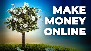 10 legit ways to make money and passive income online - how