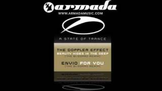 The Doppler Effect - Beauty Hides In The Deep (The Blizzard Remix) (ASOT100)