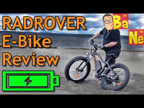 Best e-bike on the market - RadRover & RadWagon