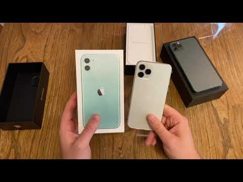 Apple IPhone 11 Pro Unboxing Und Erster Eindruck