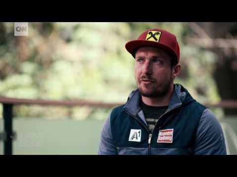 Marcel Hirscher - CNN Interview 2017