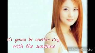 (Karaoke)( sweet dream)(by jang nara)