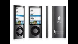 Video 16gb iPod Nano 5th Generation - New -Classic Unboxing & Overview download MP3, 3GP, MP4, WEBM, AVI, FLV Oktober 2018