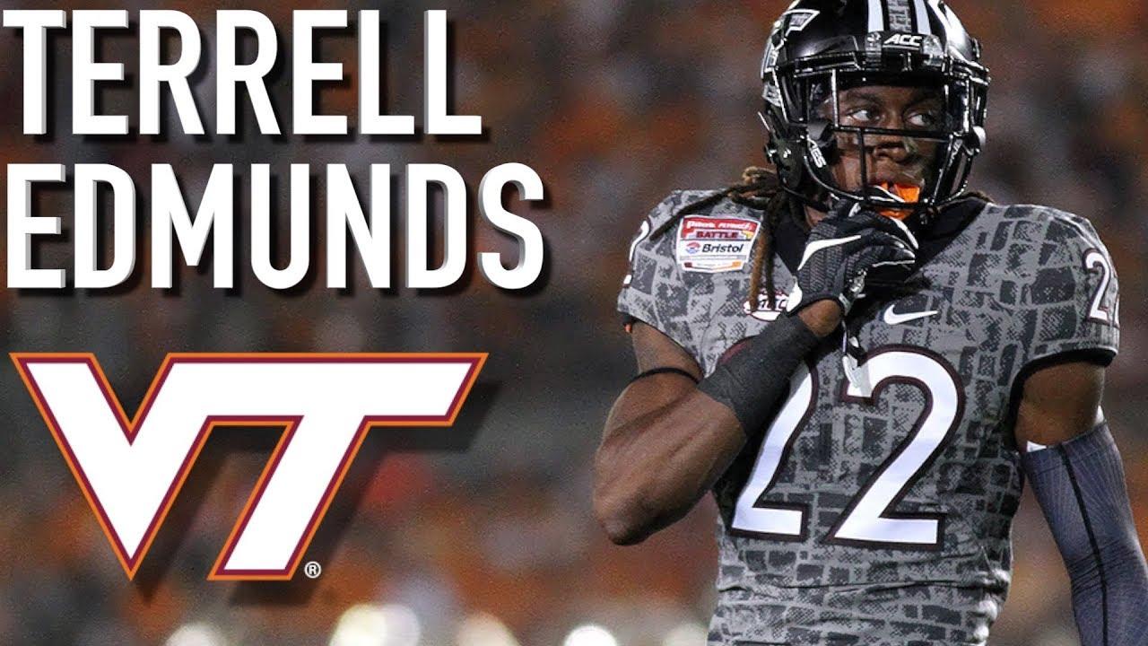 Terrell Edmunds NFL Jersey