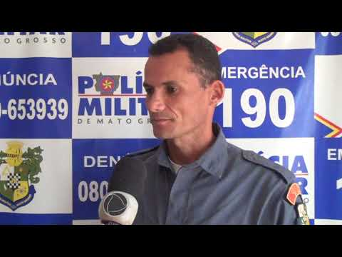 A Polícia Militar faz balanço das ocorrências do fim de semana