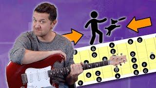 Memorize The Full Guitar Fretboard in Seconds