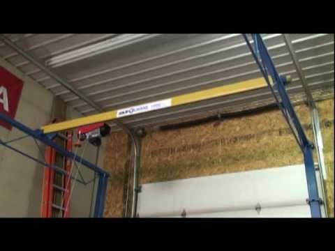 Shop Crane Makes Every Job in my Garage Easier