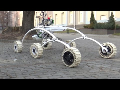PCz Rover Team - System Acceptance Review Video - URC 2019